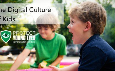 The Digital Culture of Kids