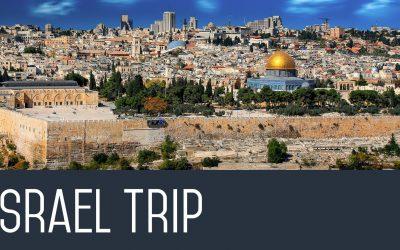 Israel Tour Information Meeting