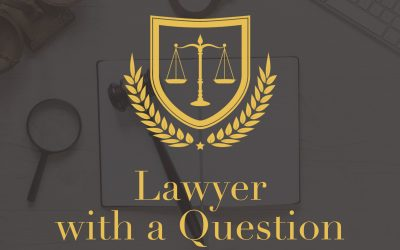 A Lawyer With A Question