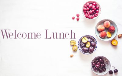 Welcome Lunch
