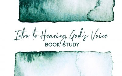 Intro to Hearing God's Voice