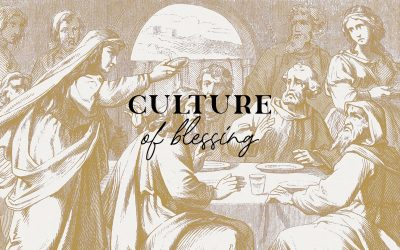 Culture of Blessing